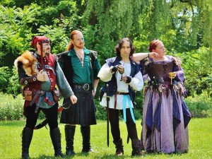 Midsummer Fantasy Renaissance Faire ~ June 21- July 6