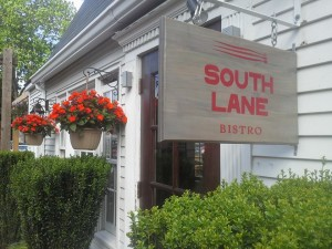Guilford's South Lane Bistro Is Giving Back