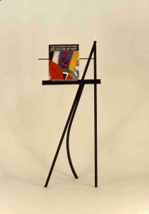 Music Stand, 1971, LR