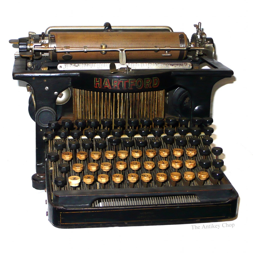 Hartford Typewriter