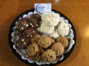 Have A Moon Rocks Gourmet Cookie Made In Connecticut