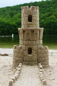 Create Your Own Showstopping Sand And Snow Castles