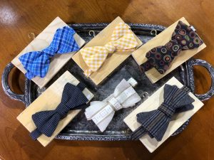 Repurpose Bowties