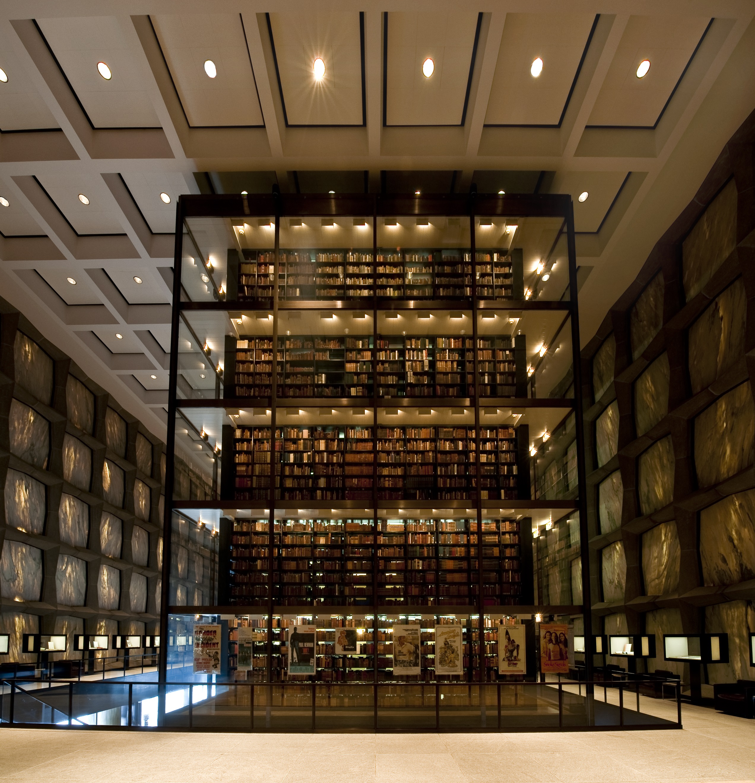 Yale University S Beinecke Rare Book And Manuscript