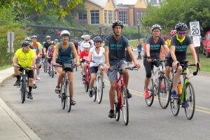 Bike Ride for Mental Health