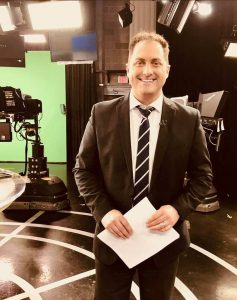 Fireside Chats With Nyberg~ News 8 Anchor, Brian Spyros