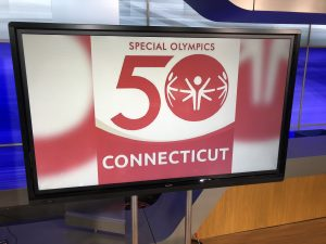 Special Olympics Celebrates 50 Years Lighting The World In Red