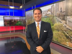 WTNH-TV Sports Guy, Erik Dobratz Featured on Fireside Chats With Nyberg
