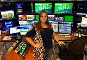 "Television Director, Kimberly Kenney Is Featured on ""Fireside Chats With Nyberg"""